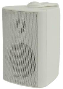 "Adastra BC3V-W 3"" 100V Wall Speaker White 30Wrms"