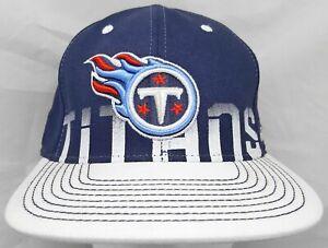Tennessee Titans NFL Reebok L/XL flex cap/hat