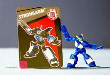 Transformers Tiny Titans Series 5 Robots in Disguise 6/12 Strongarm