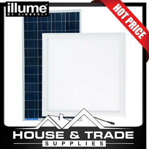 Illume Skylight Alternative 400mm Square Roof Solar PREMIUM KIS2012TA
