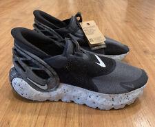 Nike Glide Flyease Shoes Men's Sneakers Mercury Gray/Gray Fog DN4919-001 US 13