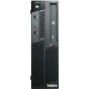 Lenovo ThinkCentre M91p Intel i5 3.20Ghz 4Gb Ram 250Gb HDD DVD Win 10 Desktop