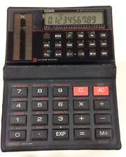 CASIO FX-470 SCIENTIFIC CALCULATOR HIGH-POWER SOLAR CELL CALCULADORA CASIO FX470
