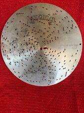 Scarce Antique Original Regina Music Box Disc 8� When I Think Of You Song #403