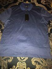 Hugo Boss Men's Piket 18_D Polo Shirt Regular  Fit Cotton Size XXL