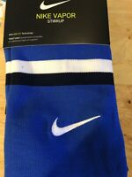 NIKE Dri-Fit Baseball Vapor Stirrup Socks Adult Unisex One Size Fits Most Royal