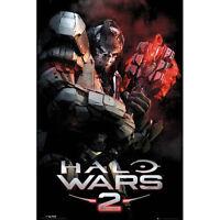 Halo Wars 2 - Atriox POSTER 61x91cm NEW * Video Game Jiralhanae