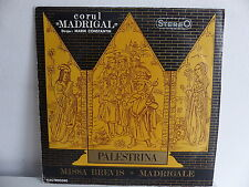 Corul MADRIGAL Dir MARIN CONSTANTIN Palestrina Missa Brevis ST ECE 0423