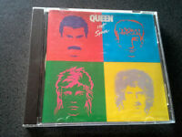QUEEN CD HOT SPACE WEST GERMANY