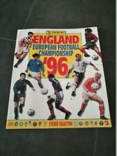 PANINI EURO 96 EMPTY ALBUM UK LEER VUOTO 1996 STICKER 78 80 82 84 86 88 90 92 94