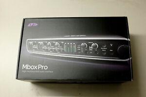 Avid Pro Tools Mbox Pro (Hardware only) EDU
