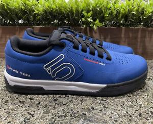 Five Ten 510 BY Adidas Freerider Pro EQT Blue Mountain Bike Shoes Men's Size 9.5