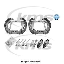 New Genuine MEYLE Brake Shoe Set 114 533 0007 Top German Quality