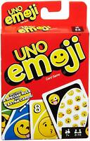 Mattel UNO Emoji Card Game Brand new sealed package Mattel Games Original