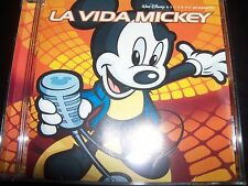 La Vida Mickey (Mickey Mouse) Walt Disney – CD – Like New