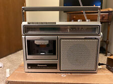 PANASONIC RX-1480 Stereo Boombox Ghettoblaster - Tested And Working