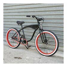 Bicicletta special custom cruiser Hot Rod Monark 3i Shimano Kustombikes bike