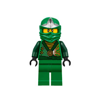 NEW LEGO Lloyd - Rebooted with ZX Hood FROM SET 10725 JUNIORS NINJAGO  (njo213)