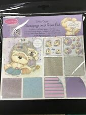 Fizzy Moon Little Ones Decoupage and Paper Pad