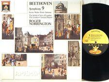 ANGEL DIGITAL 1987 Beethoven NORRINGTON Symphony #9 KENNY Walker DS-49221 NM