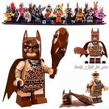 LEGO Minifigures Batman The Movie 71017 Collectible No:4 Clan Of The Cave Batman