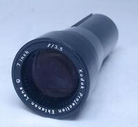 KODAK Projection EKTANON Vintage Lens 175mm 7 Inch f/3.5