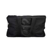 Carolina Herrera 212 VIP Mens Black Weekend Bag Tote Travel Sport Gym School