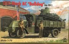 """h RPM 72400 - Mack AC """"BULLDOG"""" (USA, 1919)  (scala 1/72)"""