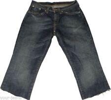 Levi's Damen-Jeans im Used Normalgröße-Look