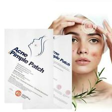 40 Capsules Acne Remover Patches Spot Scar Care Treatment Stickers K3A5