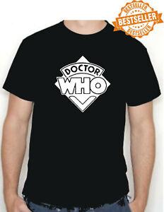 Dr WHO T-Shirt Tee / TARDIS / DALEK / TV / Movies / Retro / Birthday / All sizes