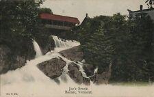 1909 Postcard - Joe's Brook - Barnet VT
