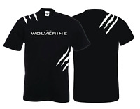 WOLVERINE,X-MEN ,COMIC, MARVEL ,FUN SUPERHERO, T SHIRT