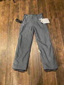 NWT Women's 686 Flex Ski Snowboard Pants-Gray-Size Small