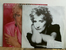 ROD STEWART   Greatest Hits  with Rod signature !   RARE !