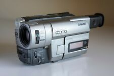 Sony Handycam Nightshot CCD-TRV66 Hi-8 Camcorder. 360X Zoom. Tested and Working.