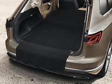 Genuine Volkswagen Touareg Reversible Luggage Compartment Mat Boot Liner