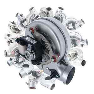 Boiler Fan Bearings Replacement Kit, Suitable for Most Domestic Boiler Brands