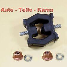 Auspuffhalter mit Kupfermutter für BMW und DB, Abgasanlage , Gummi-Metall-Hänger