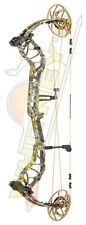 Fred Bear Archery Divergent Eko Compound Bow Rh Dw #70 Realtree Edge Camo