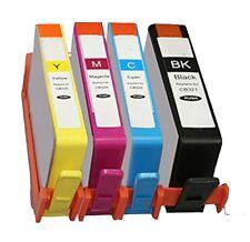 4x Tinta para Lexmark Pinnacle Pro901 PLATINO Pro905/100xl 14n1921e 14n0822e