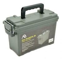 Munitionskiste US Kunststoff oliv neu (Cal. 30)