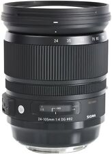sigma lens 24-105mm