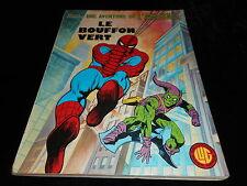 Une aventure de l'araignée 1 : Le bouffon vert