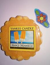 YANKEE CANDLE ORANGE DREAMSICLE  TART COMBINE SHIPPING  HUNDREDS LISTED