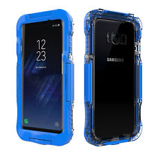 PVC Under Water-proof Beach Swimming Armor Case Cover For Samsung Galaxy S8 Plus