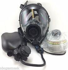 Mestel Safety SGE400 Gas Mask 40mm NATO w/DrinkingSystem & NBC Filter Exp12/2021