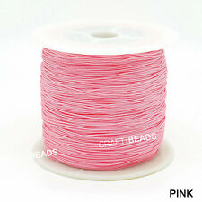 0.4MM - Chinese Knot Nylon Braided Cord Beading Thread Kumihimo Micro Macrame