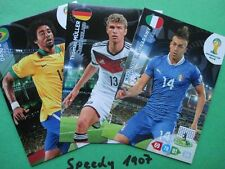 FIFA World Cup Brasil  2014 Base Cards komplett  210 Basis Panini Adrenalyn