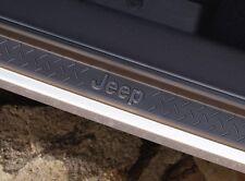 2007 - 2015 OEM Jeep Wrangler (4-Door) - Door Sill Guards - 82210106AB